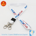 Custom Polyester Lanyard with Adjustable Buckle (LN-0151)