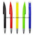 Логотип печатные рекламные Пластиковые ручки с эксклюзивный клип (ЛТ-C709)