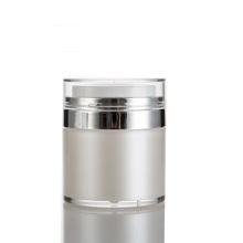 Acrylic Pressed Vacuum Emulsion Jars Cream Jars