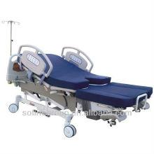 Здравоохранение и медицинская интеллектуальная кровать LDR для доставки