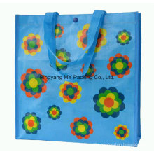 Durable Shopping OPP Laminated PP Nonwoven Reusable Bag