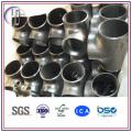 Acier au carbone 90 Raccords de tuyaux de soudure à coude à rayon long