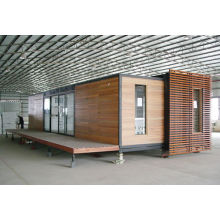 Recycling High Strength Modified Container House Galvanized Steel Frame For Store