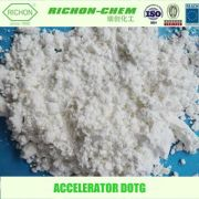 China Manufacturer Rubber Additive Chemical Auxiliary Agent CAS NO.97-39-2 Chemicals Formulas C15H17N3 Rubber Accelerator DOTG                                                                         Quality Choice