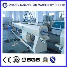 Linha de Extrusora de Tubos de PVC de 20-63mm