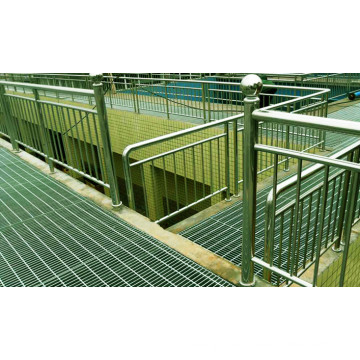 Hot DIP Glavanized Steel Handrail with Ce Approval
