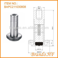 2 Way 2 Way Normally Closed Miniature Solenoid Valve Actuator for Fluid System