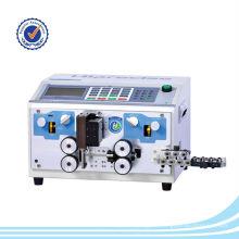 De alta precisión automática / cable de alambre eléctrico de corte y desprendimiento y Twisting Machine