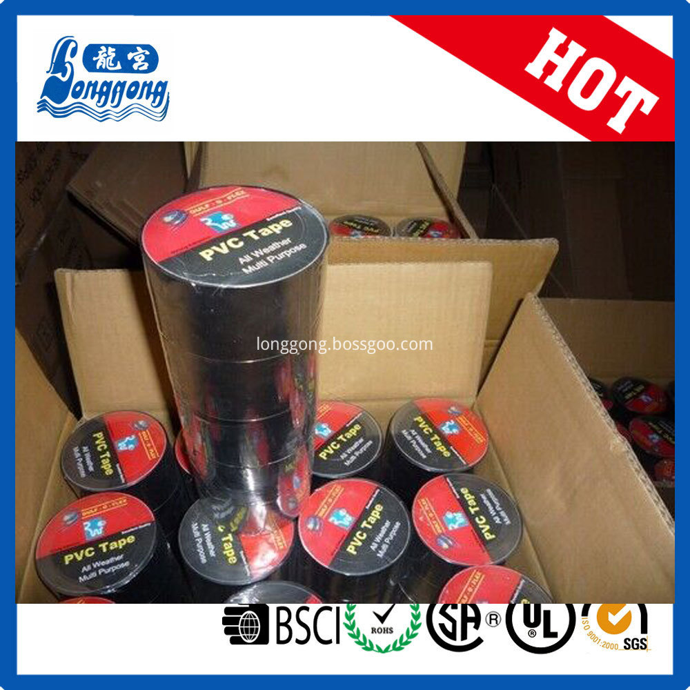 Adhesive Pipe Wrap Tape PVC
