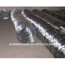 Alambre de hierro galvanizado alibaba china fábrica