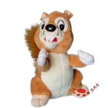 Soft Squirrel Stuffed Plush Animal Toy (TPYS0027)