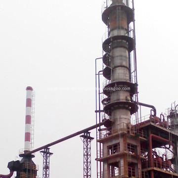 Rohölraffinerie gibt Kapazitätsbilder ein