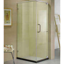 Pivot Shower Door with Double-Side Easy Clean Nano Coating
