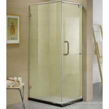 "Square 48""X48"" Swing Shower Door Without Frame"