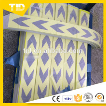 Vehicle Reflective Adhesive Pvc Tape;Adhesive PVC Sticker For Vehicle