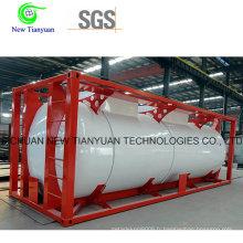 Conteneur de réservoir cryogénique 24.8m3 Conteneur de liquidation