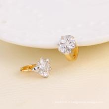Fashion Design Zircon Elegant Earring (23891)