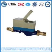 Medidor de agua prepagado de operación fácil