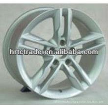 17/18 inch mag aluminum white rims