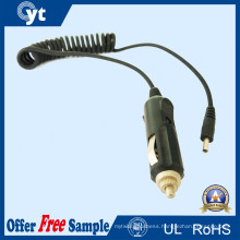 Car Cigarette Lighter Plug Charger to DC Cable