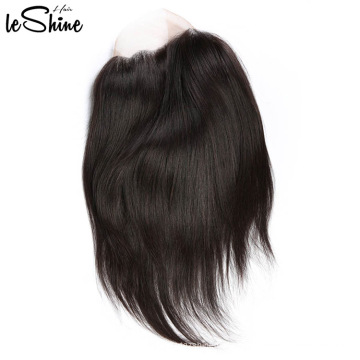 Extensión recta de la peluca frontal de 360 cordones
