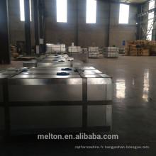Fer-blanc électrolytique ETP pour boîtes métalliques