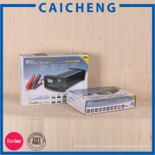 Caja corrugada plegable que empaqueta la caja de empaquetado electrónica personalizada