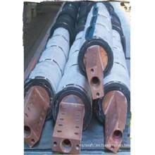 Cable de alta corriente refrigerado por agua