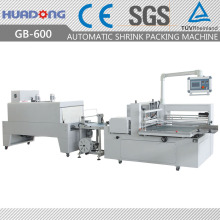 Automatic Side Sealer Shrink Tunnel Heat Shrink Wrapping Machine