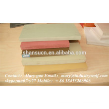 high quality pvc extruded foam board/plexiglass sheets/materials in making slippers/polycarbonate sheets