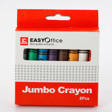 36 colors jumbo crayon