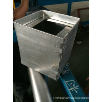 Galvanized Ventilation System Roll Forming Manufacturer for Russia