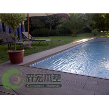 Professional Manufacturer Waterproof Swimming Pool WPC Floor
