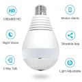 Remote Control LED Bulb WIFI IP Camera Indoor