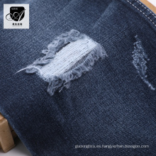 Tela de la camisa del dril de algodón de la acción del algodón de la materia textil de la moda
