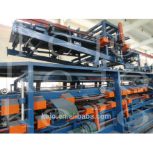 2016 High Efficiency sandwich panel roll forming manufacturing machine