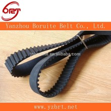 Tooth timing belt for textile machinery