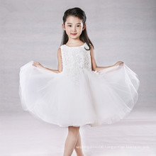 RSM7702 sequined sparkle flower girls dresses lace 2017 knee-length flower girls dress