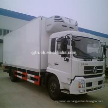 2017 mejor venta de camiones de refrigeración de China