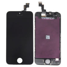 OEM Black and White Screen for Apple iPhone 5 Assembly