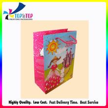 Shenzhen Factory Low-Cost-Papier Faltbare Fancy Geschenk Tasche