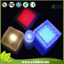 L'époxyde adaptée aux besoins du client dépose la lumière de pierre de paver LED