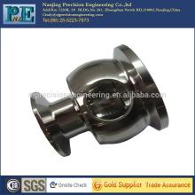 Custom high precision hot sale titanium parts