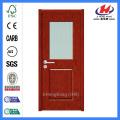 Jhk-G11 1/2 Lite 1 Panel Plank Micro Granite Glass Glass Revolving Doors