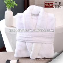 Haute qualité Super Soft Vente en gros 100% coton Serviette d'hôtel Peignoir