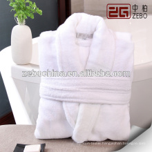 High Quality Super Soft Wholesale 100% Cotton Hotel Towel Bathrobe