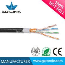 Cable de red RJ45 cat5e con conductor OFC y CCC