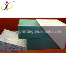 4c printing or else!Rice Gift Boxes Cardboard Packaging Design Custom Available