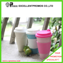 16oz Reutilizable Biodegradable Promocional Bambú Taza (EP-M9042)