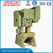 Prensa de potência mecânica tipo J23-D com curso ajustável